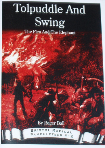 Tolpuddle and Swing - The Flea and the Elephant, by Roger Ball